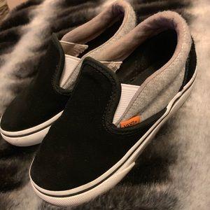 Cool kicks for your little dude! Slip on VANS
